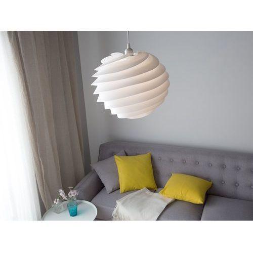Lampa wisząca biała DAMODAR (4260602371151)