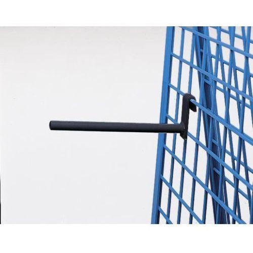 Element nośny, wsporniki trzpieniowe, dł. 300 mm, w kolorze antracytowo-szarym. marki Kaiser+kraft