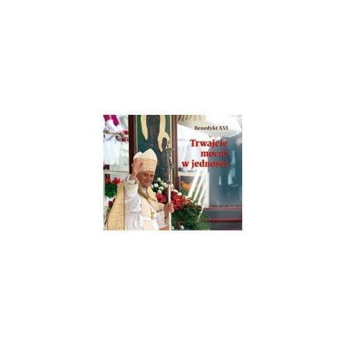 Perełka papieska 16. Trwajcie mocni w jedności (9788374241618)