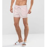 Puma Retro Swim Shorts In Pink Exclusive to ASOS 57659601 - Pink, kolor różowy