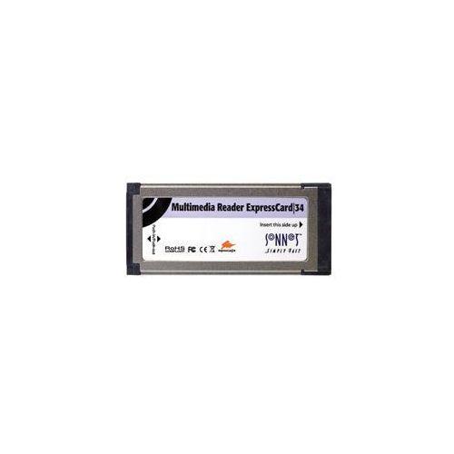 Sonnet SDXC UHS-I Pro Reader/Writer ExpressCard/34 (SDXC-UHSI-E34)