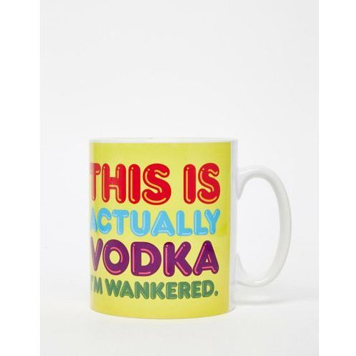 Gifts Brainbox candy this is actually vodka mug - multi, kategoria: gadżety