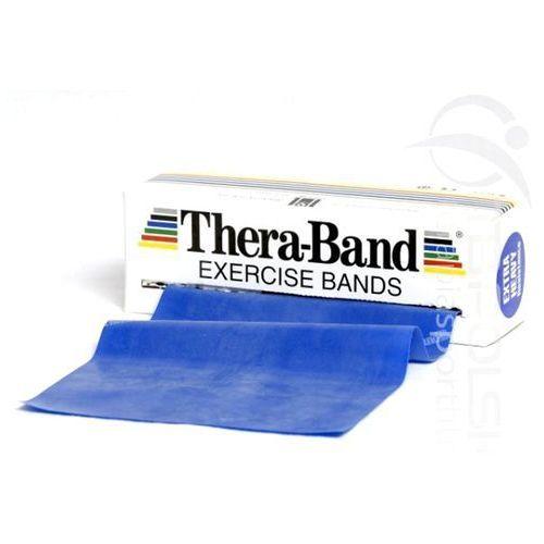 Thera band taśmy rehabilitacyjne, długość: 2,5 m, opór taśmy: extra mocny marki Thera - band