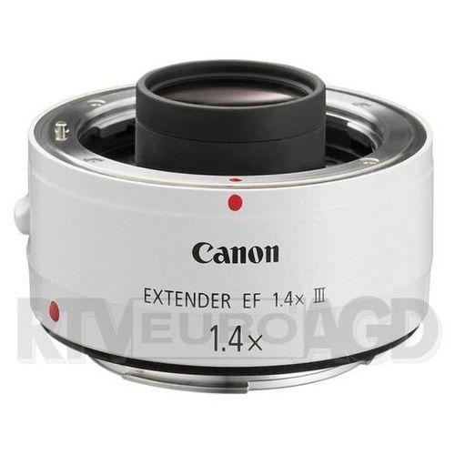 Canon Extender EF 1.4 X III - produkt w magazynie - szybka wysyłka!, 4409B005AA