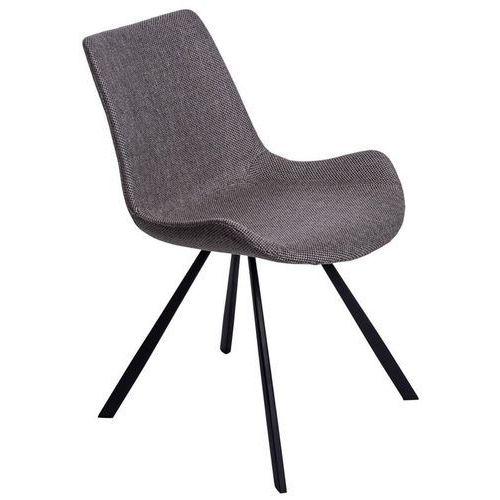 Krzesło jord m - jasnoszary marki D2.design