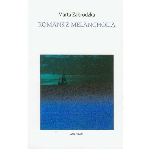 Romans z melancholić, oprawa miękka