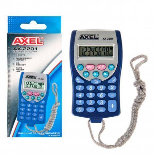 Kalkulator kieszonkowy AX-2201