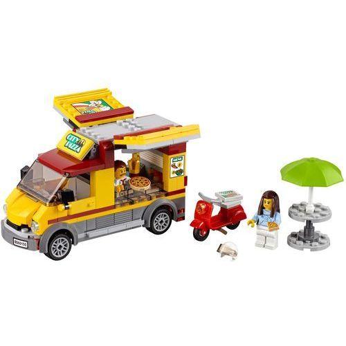LEGO City: Pizza Van (60150) - BEZPŁATNY ODBIÓR: WROCŁAW!