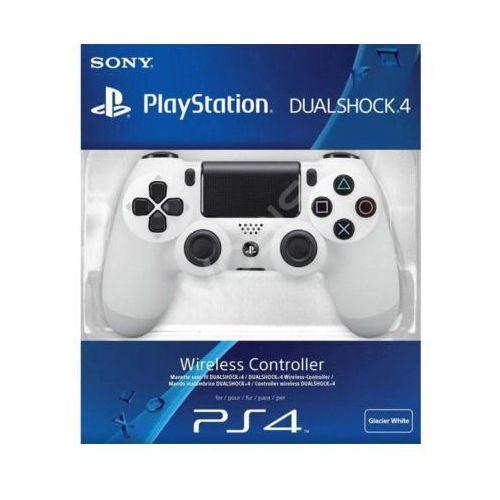 Ps4 dualshock 4 biały v2 marki Sony