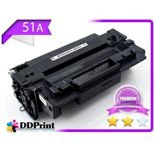 Dd-print Toner 51a - q7551a do hp laserjet p3005, m3027, m3035 - premium 6k - zamiennik
