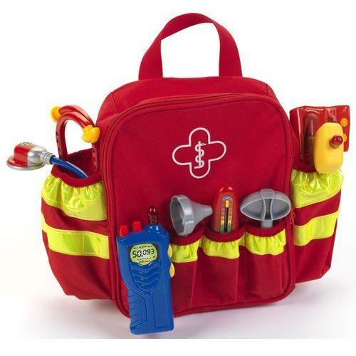 plecaczek lekarski z wyposażeniem marki Klein