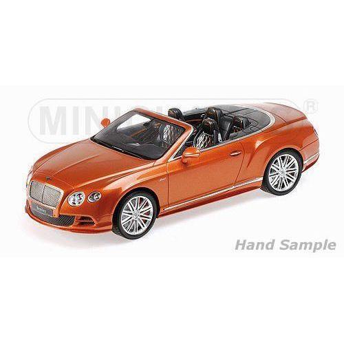 MINICHAMPS Bentley Continental GT Speed (4012138123816)
