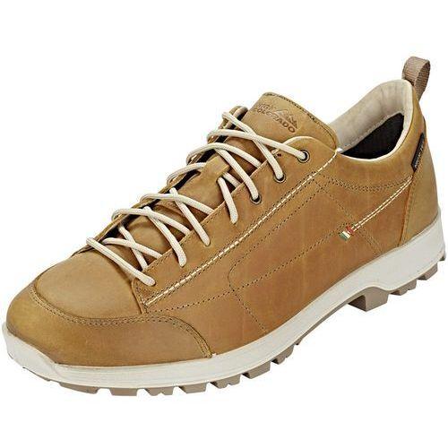 High Colorado Ischgl Low High Tex Buty Mężczyźni brązowy 40 2018 Buty turystyczne (4050682263718)