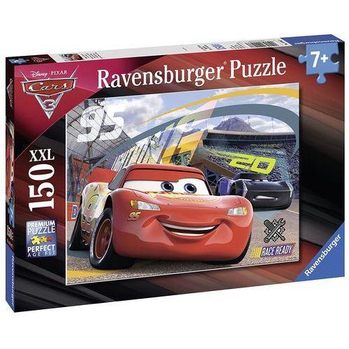 Ravensburger Puzzle 150el Auta Cars wyścig 100477 - 4005556100477- natychmiastowa wysyłka, ponad 4000 punktów odbioru!