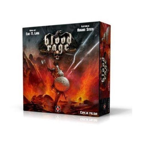 Portal games  blood rage - darmowa dostawa!!! (5902560380415)