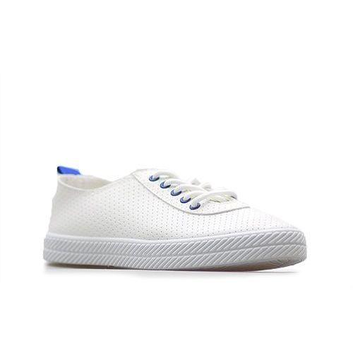 Kylie Półbuty k1832302 białe/niebieskie