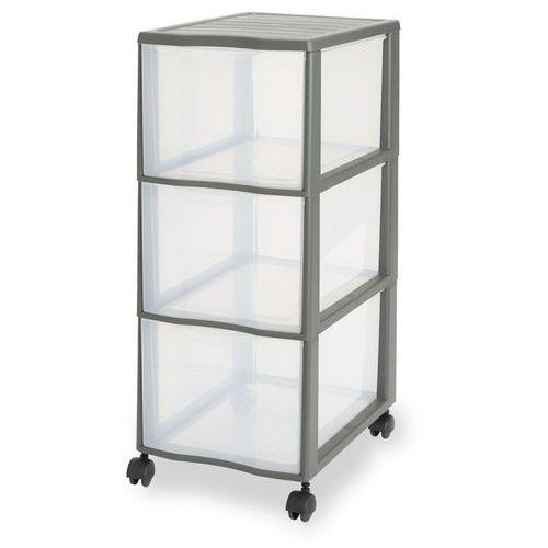 Zestaw Form Kontor 3 szuflady 63,5 cm