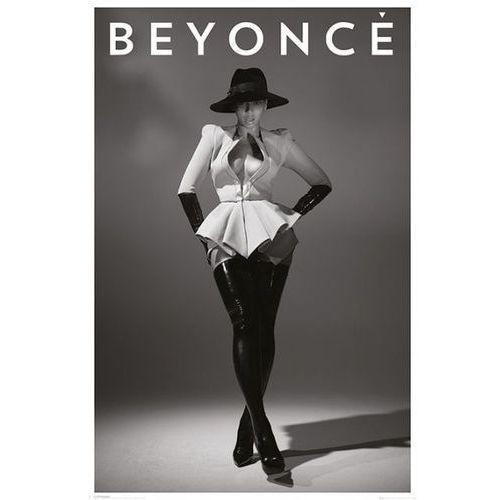 Beyonce w kapeluszu - plakat