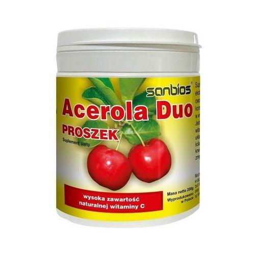 Sanbios Acerola Duo 200g (5908230845499)