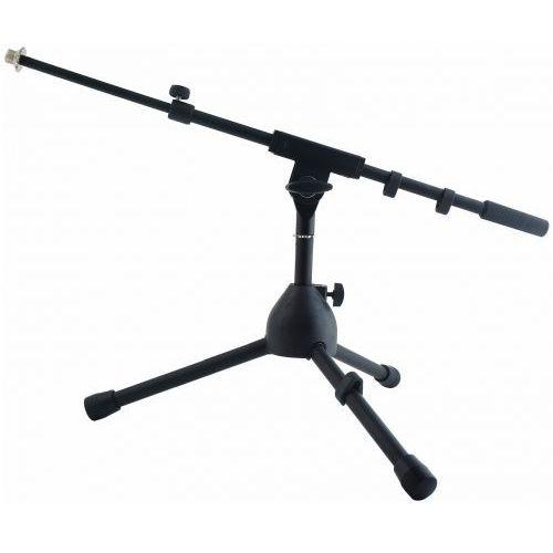 Rockstand 20762 B statyw mikrofonowy, niski 30cm, czarny
