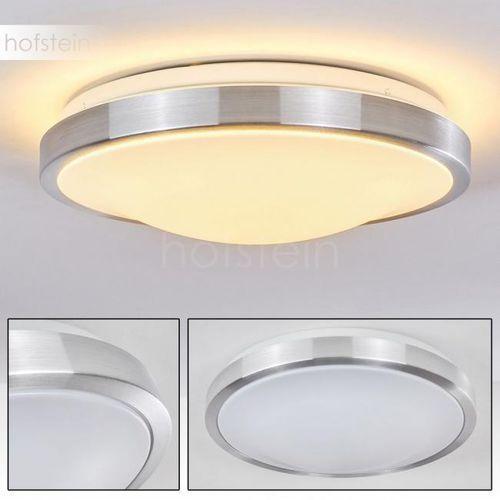Wutach lampa sufitowa biały, 1-punktowy - 1380 lumenów - design - obszar wewnętrzny - wutach - 3000 kelwin marki Hofstein