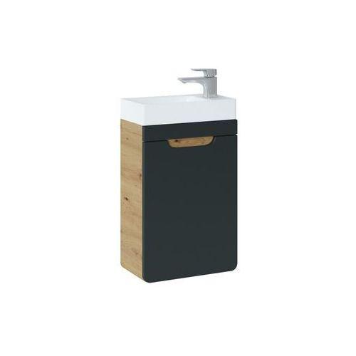 Zestaw szafka z umywalką Aruba 40 COMAD, ARUBACOSMOS826
