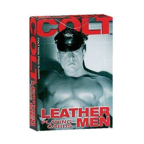 Colt gear Colt leather men playing cards, kategoria: pozostała erotyka