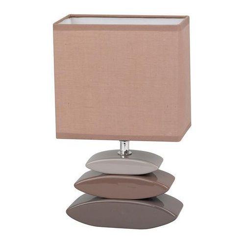 Honsel LINER lampa stołowa Brązowy, 1-punktowy - Nowoczesny - Obszar wewnętrzny - LINER - Czas dostawy: od 4-8 dni roboczych (4001133536219)