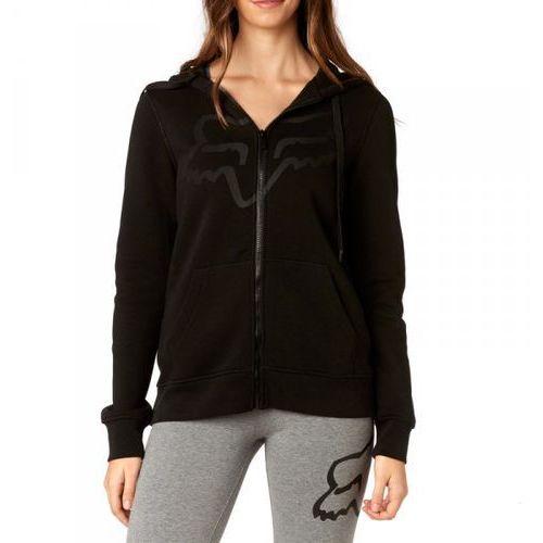 Fox lady certain black bluza z kapturem na zamek marki Fox_sale