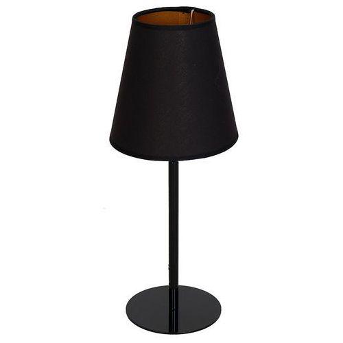 Aldex Chocco 933B Lampka stołowa 1x40W E14 czarna, LAM933B-AX