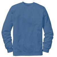 Bluza dresowa Regular Fit bonprix niebieski dżins, 1 rozmiar