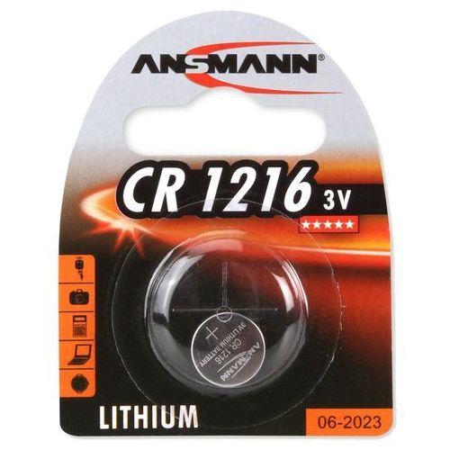 Ansmann bateria guzikowa, 3v, cr 1216 (1516-0007) darmowy odbiór w 21 miastach!