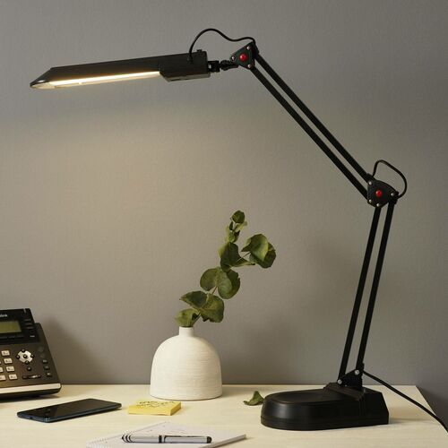Alco Lampa do pracy pracy czarna (4007735958114)