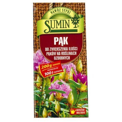 Sumin Fertisal nawóz do zwiększania ilości pąków na roślinach ozdobnych 200g (5907102003333)