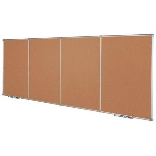 System tablic z możliwością rozbudowy w nieskończoność, powierzchnia korkowa, fo marki Maul