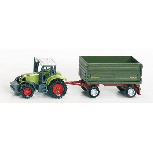 Zabawka SIKU Traktor z Przyczepą 1634