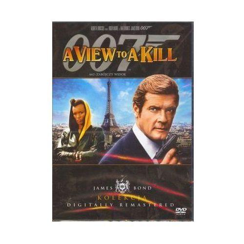 James Bond. Zabójczy widok (DVD) - produkt z kategorii- Sensacyjne, kryminalne