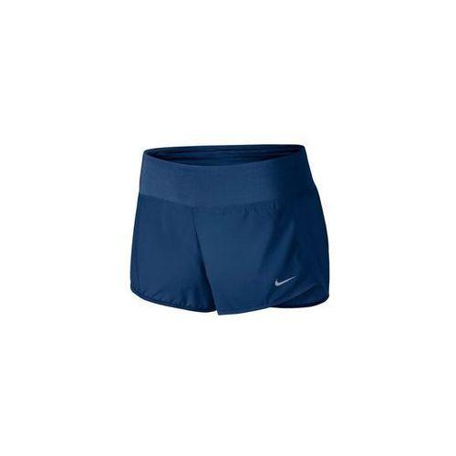 Spodenki Nike Crew Short 719558-429, kolor niebieski