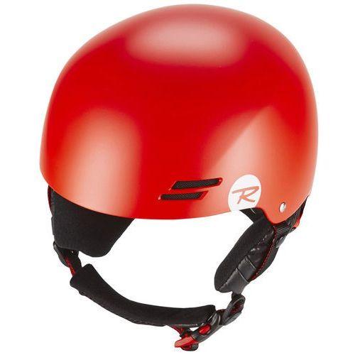 Rossignol spark kask czerwony 54 cm 2016 kaski narciarskie