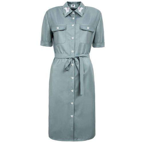 0221e552a2 Suknie i sukienki · Sukienka koszulowa emma ...