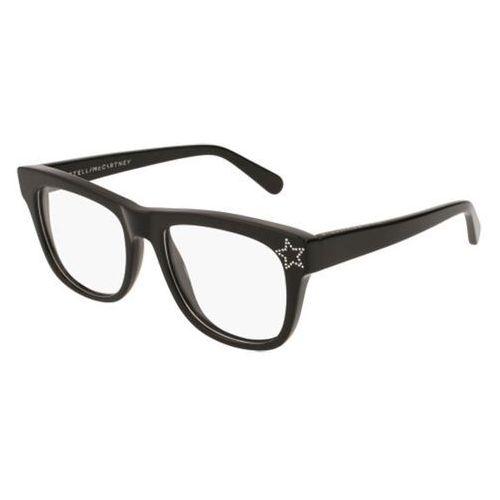 Okulary korekcyjne sc0102o 001 marki Stella mccartney