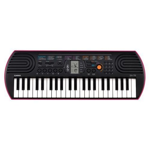 Casio SA 78 (keyboard, syntezator)