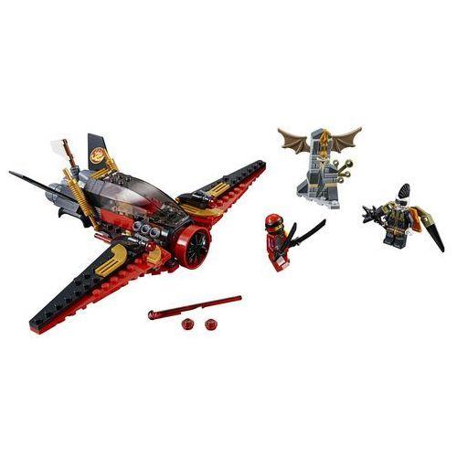 70650 SKRZYDŁO PRZEZNACZENIA (Destiny's Wing) KLOCKI LEGO NINJAGO