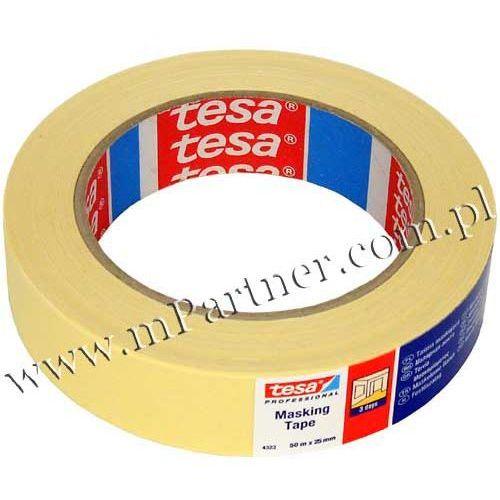 Taśma papierowa maskująca 4323 25mm 50m marki Tesa