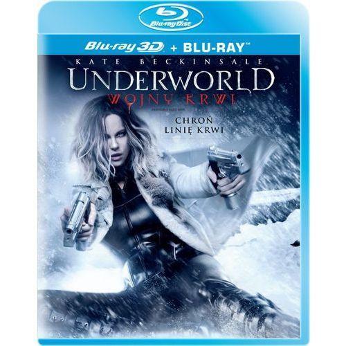 Underworld: Wojny krwi (2-dyskowe wydanie 2D+3D) (Blu-ray) - Anna Foerster