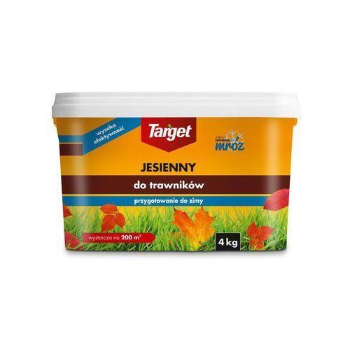 Target Nawóz jesienny do trawników 4 kg