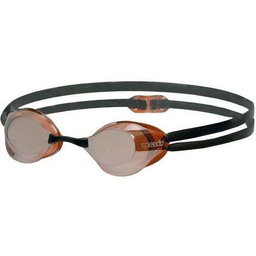 Okulary pływackie  sidewinder mr silver 8023121731 marki Speedo