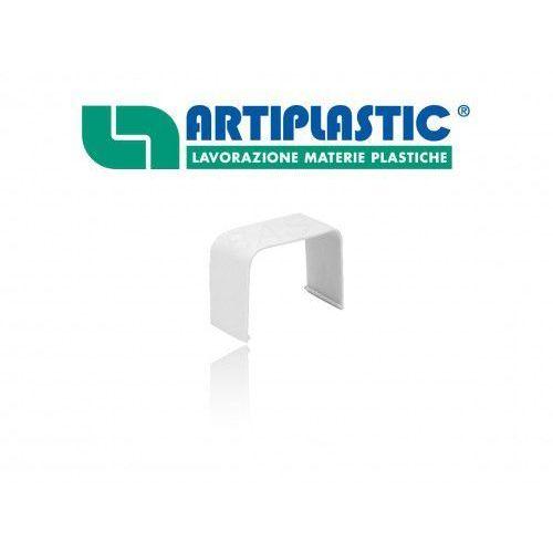 Artiplastic Złączka mufowa do kanału montażowego 80x60mm (ipcj80)