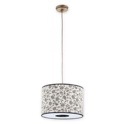 Sella lampa wisząca 1-punktowa patyna O1811 W1 PAT, O1811 W1 PAT