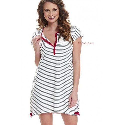Koszula nocna ciążowa i do karmienia 9202 marki Dobranocka